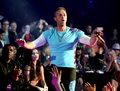 Chris Martin z Coldplay zaśpiewał w szpitalu dziecięcym w Mediolanie