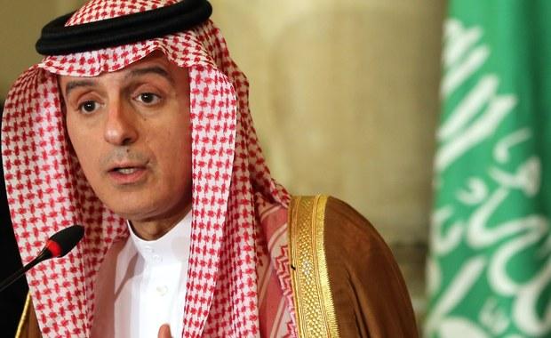 Bojkot Kataru będzie kontynuowany, aż nie zmieni on swej polityki, a kolejne retorsje zostaną wprowadzone w stosownym czasie - powiedział w środę saudyjski minister spraw zagranicznych Adil ibn Ahmad ad-Dżubeir, po spotkaniu szefami dyplomacji sojuszniczych państw.