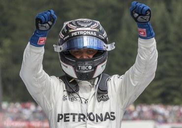 Formuła 1: Bottas najszybszy w GP Austrii