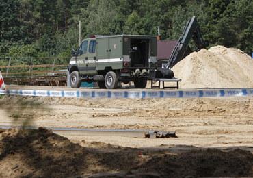 Na poligonie w Orzyszu zdetonowano półtonową bombę