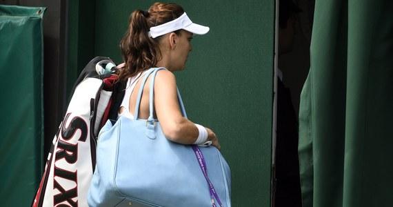 Agnieszka Radwańska na IV rundzie kończy przygodę z tegoroczną edycją wielkoszlemowego Wimbledonu. Krakowska tenisistka uległa Rosjance Swietłanie Kuzniecowej 2:6, 4:6.