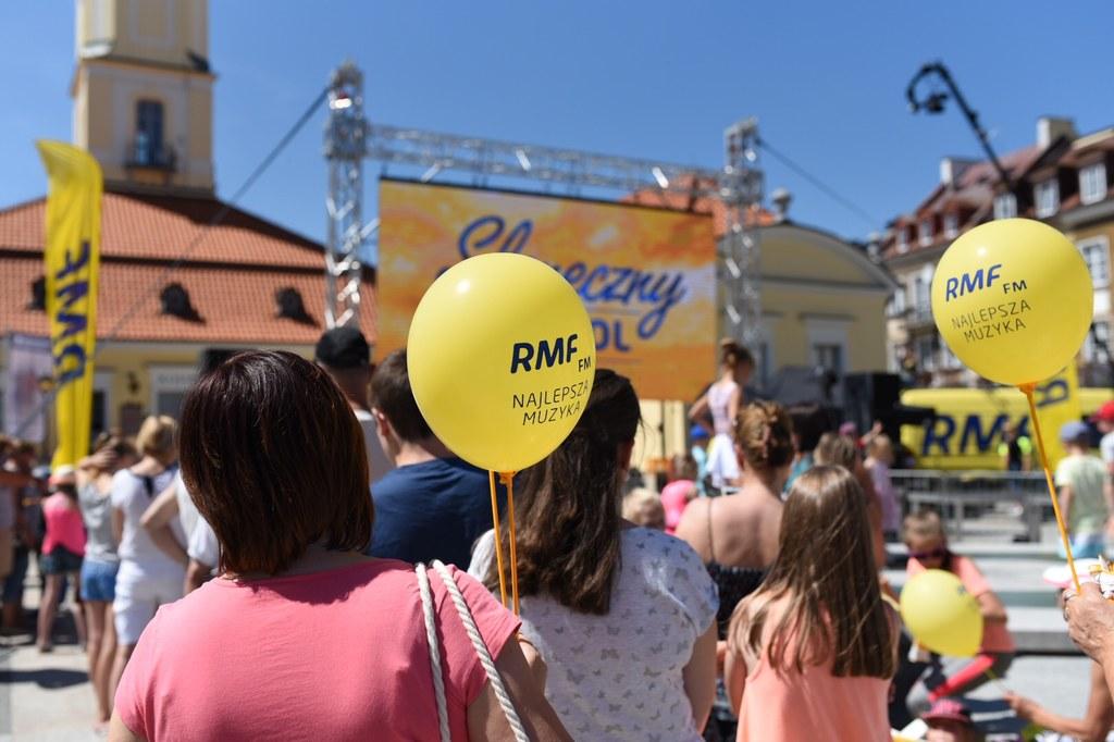Marta Jóźwiak dla RMF FM