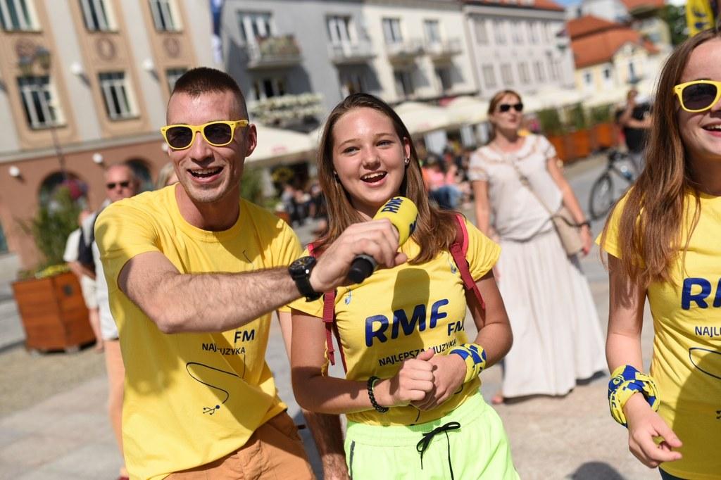 Karolina Jóźwiak dla RMF FM