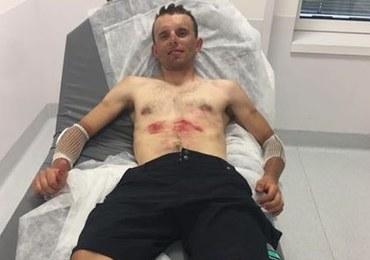 Tour de France: Rafał Majka wycofuje się z rywalizacji