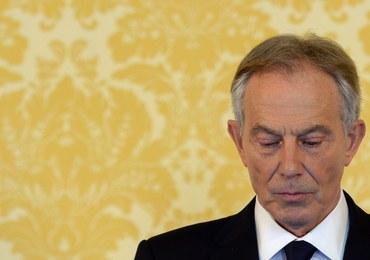 Wielka Brytania: Tony Blair nawołuje do odrodzenia politycznego centrum