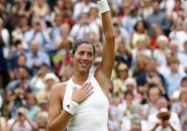Hiszpańska tenisistka Garbine Muguruza wygrała wielkoszlemowy Wimbledon
