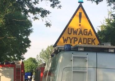 """Kujawsko-pomorskie: Dzieci ranne w wypadku na krajowej """"25"""""""