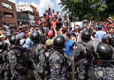 Strzelanina podczas nieoficjalnego referendum w Wenezueli. 2 osoby nie żyją