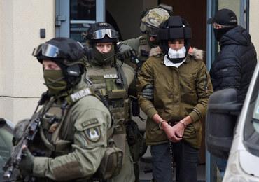 Kajetan P. oskarżony o brutalne zabójstwo tłumaczki i napaść na funkcjonariuszy publicznych