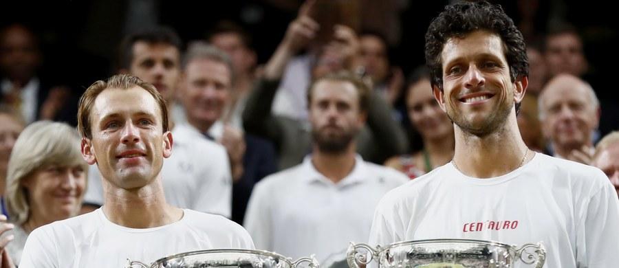 Łukasz Kubot i brazylijski tenisista Marcelo Melo jako pierwszy debel zakwalifikowali się do turnieju ATP Finals, który rozegrany zostanie w listopadzie w Londynie. Występ w kończącej sezon imprezie masters zapewniły im punkty zdobyte za triumf w Wimbledonie.