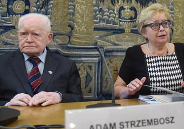 Prof. Strzembosz o PiS-owskiej reformie: Da taką gwarancję niezawisłości sądu jak teraz na Białorusi