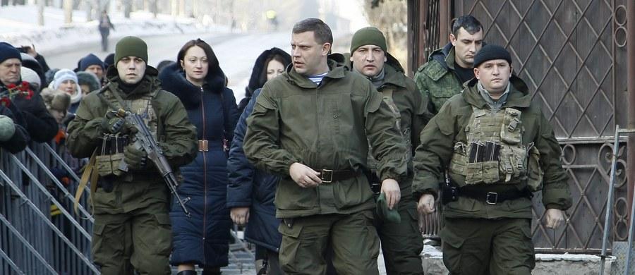 """Rzecznik Kremla Dmitrij Pieskow oświadczył, że strona rosyjska """"podtrzymuje swoje zaangażowanie na rzecz porozumień mińskich"""". W ten sposób skomentował ogłoszenie przez separatystów w Doniecku nowego państwa, """"Małorosji""""."""