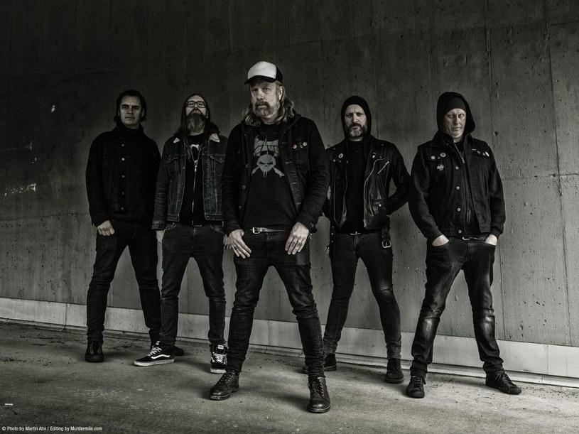 Szwedzka supergrupa The Lurking Fear wyda 11 sierpnia debiutancki album.