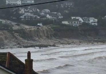 Powódź w Kornwalii. Mieszkańcy mówią o tsunami, które nadeszło od strony lądu