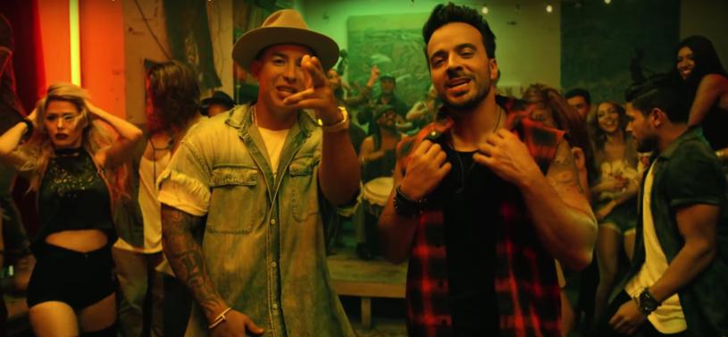 """Utwór Luisa Fonsiego i Daddy Yankee jest najczęściej streamowanym utworem w historii internetu. """"Despacito"""" pobicie rekordu zajęło tylko pół roku."""