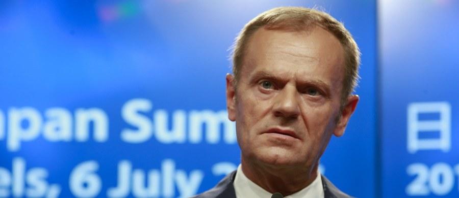 Źle się stało, że prezydent Andrzej Duda odmówił spotkania z Donaldem Tuskiem - ocenił w rozmowie z naszą dziennikarką wiceszef Centrum Studiów Europejskich w Brukseli Karel Lanoo. Jego zdaniem Tusk miał prawo, jako szef Rady Europejskiej, prosić o takie spotkanie.