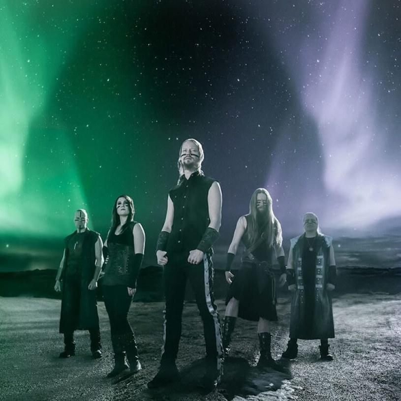 Folkmetalowcy z fińskiego Ensiferum odliczają już dni do premiery nowego longplaya.