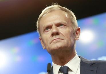 """Donald Tusk wydał oświadczenie. """"Dawno nie było tak źle o Polsce"""""""