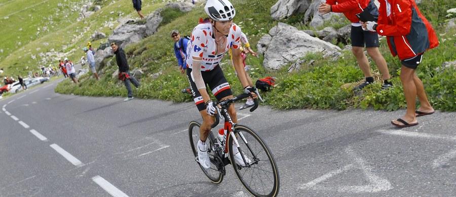 Francuz Warren Barguil z ekipy Sunweb wygrał na przełęczy Izoard w Alpach 18. etap kolarskiego Tour de France. Żółtą koszulkę lidera zachował czwarty na mecie Brytyjczyk Christopher Froome (Sky).