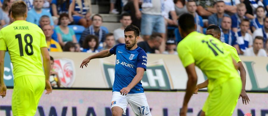 Piłkarze Lecha Poznań pokonali norweski FK Haugesund 2:0 (1:0) w rewanżowym meczu drugiej rundy eliminacji Ligi Europejskiej. Z kolei piłkarze Jagiellonii Białystok przegrali u siebie z wicemistrzem Azerbejdżanu FK Gabala 0:2 (0:1) i odpadli z europejskich pucharów.