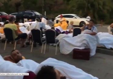Trzęsienie ziemi na greckiej wyspie Kos. Są ofiary śmiertelne