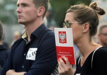 Łapiński: Prezydent zauważył, że nie dochowano pewnej prawidłowości legislacyjnej
