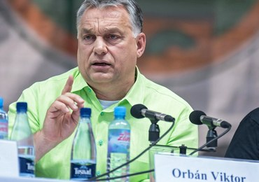 Orban zapewnia o solidarnością z Polską. Timmermansa nazywa inkwizytorem