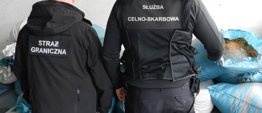 Funkcjonariusze Nadodrzańskiego Oddziału Straży Granicznej zlikwidowali 3 profesjonalne linie do produkcji krajanki tytoniu oraz zabezpieczyli tytoń o szacunkowej wartości ponad miliona złotych.
