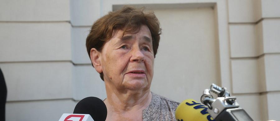 Minister sprawiedliwości i prokurator generalny nie może rządzić Sądem Najwyższym, coś podobnego w normalnym państwie nie może mieć miejsca -  powiedziała Zofia Romaszewska po tym jak prezydent Andrzej Duda zawetował ustawy o Sadzie Najwyższym  i KRS.