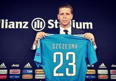 Wojciech Szczęsny kontuzjowany