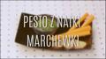 Pesto z natki marchewki