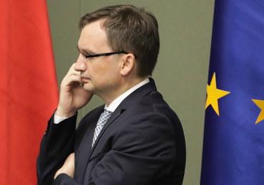 Ziobro do Timmermansa: Proszę nie wypowiadać się o Polsce z arogancją i butą