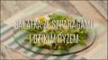 Wyborna sałatka ze szparagami i dzikim ryżem