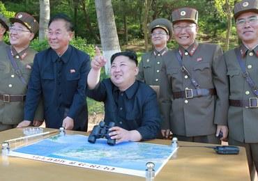 Kim Dzong Un: Całe terytorium USA w naszym zasięgu
