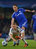 Nemanja Matić bliski transferu z Chelsea do Manchesteru United