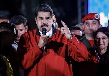 """Maduro grozi """"przejęciem mandatu"""" prokuratora generalnego"""