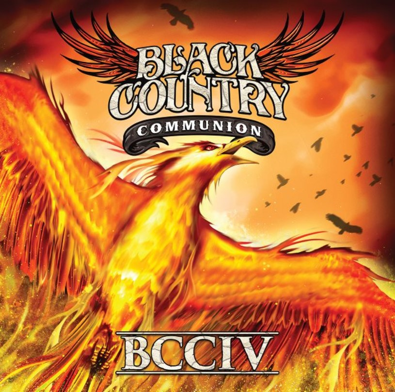 """22 września ukaże się płyta """"BCCIV"""" - powrotny album rockowej supergrupy Black Country Communion."""