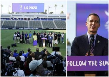 """Los Angeles zrezygnowało z igrzysk 2024. Co na osłodę? """"Zbyt dobra oferta, by ją odrzucić"""""""