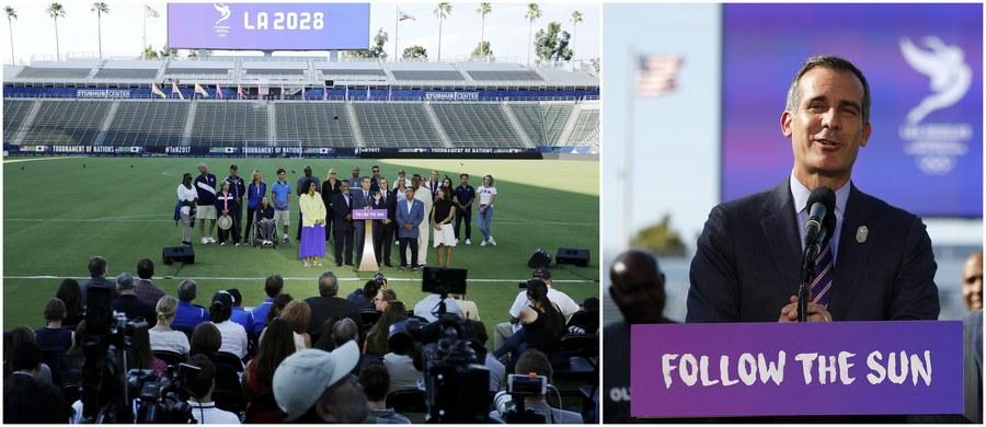 """Walczyli o organizację letnich igrzysk olimpijskich w 2024 roku – ale ustąpili Francuzom i olimpijskie zmagania będą gościć - to w zasadzie już pewne - cztery lata później. """"To była zbyt dobra oferta, by ją odrzucić"""" - podsumował burmistrz Los Angeles Eric Garcetti. To dłuższe oczekiwanie mają osłodzić Amerykanom... dotacje od MKOl-u."""