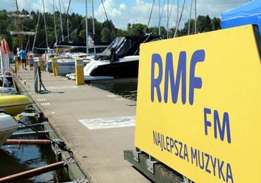 RMF FM w Wiosce Żeglarskiej w Mikołajkach!
