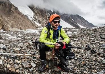 Koniec wyprawy Andrzeja Bargiela na K2