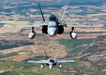 Myśliwce NATO i fińskie przechwyciły rosyjskie samoloty