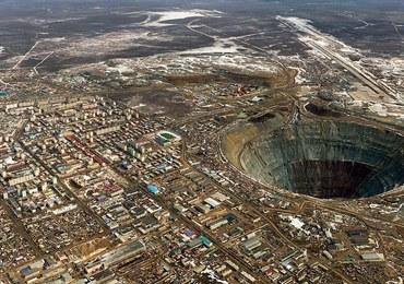 9 górników poszukiwanych po wypadku w kopalni diamentów