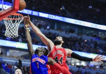 Liga NBA: Detroit Pistons po 29 latach wracają do centrum Detroit