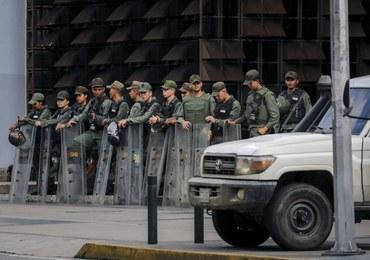 """Wenezuela: Stłumiono zbrojne wystąpienie """"w obronie ładu konstytucyjnego"""""""