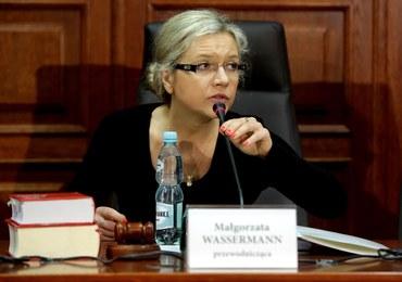 Małgorzata Wassermann na prezydenta Warszawy?