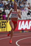 Lekkoatletyczne MŚ. Iga Baumgart nie weszła do finału na 400 m