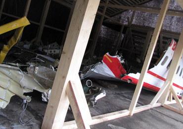 Podkomisja smoleńska: Destrukcja skrzydła zaczęła się przed zderzeniem z brzozą