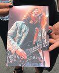 Powstanie pomnik Chrisa Cornella