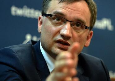 Zbigniew Ziobro: Jest śledztwo ws. zaniechań w ściganiu wyłudzeń VAT